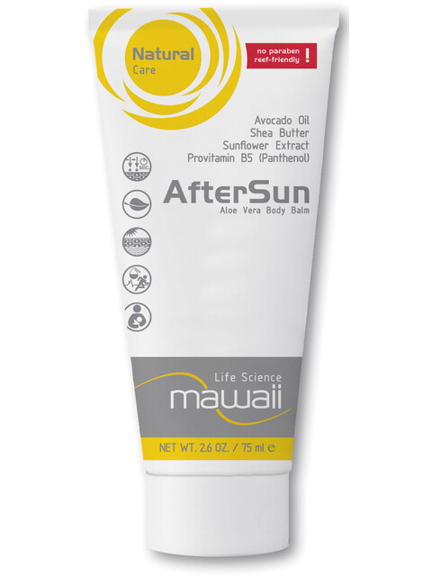 mawaii After Sun Body Balm - 75ml